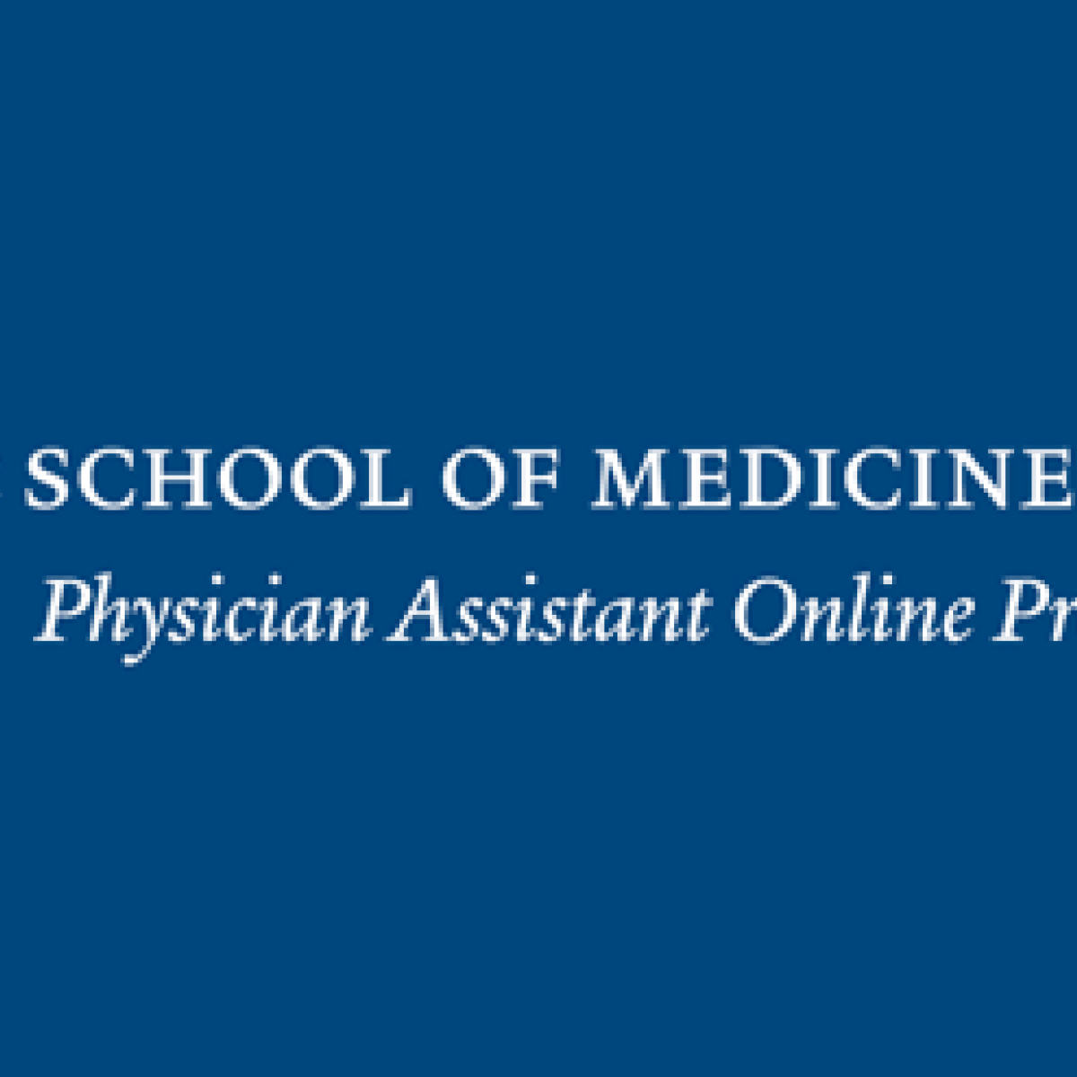 Physician Assistant Programs California >> The Macy Foundation A Physician Assistant Spearheads An